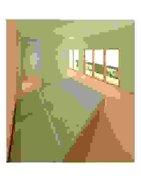 Dormitorio principal Dormitorios de estilo mediterráneo de Constructora Alonso Spa Mediterráneo