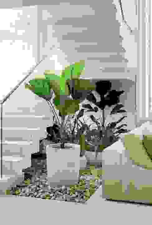 decoración bajo escaleras: Escaleras de estilo  por Viviendo Verde, Moderno