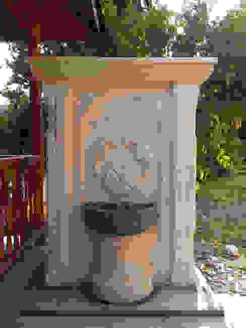 Taşcenter Acarlıoğlu Doğal Taş Dekorasyon – urfa taşı çeşme modeli: modern tarz , Modern Taş