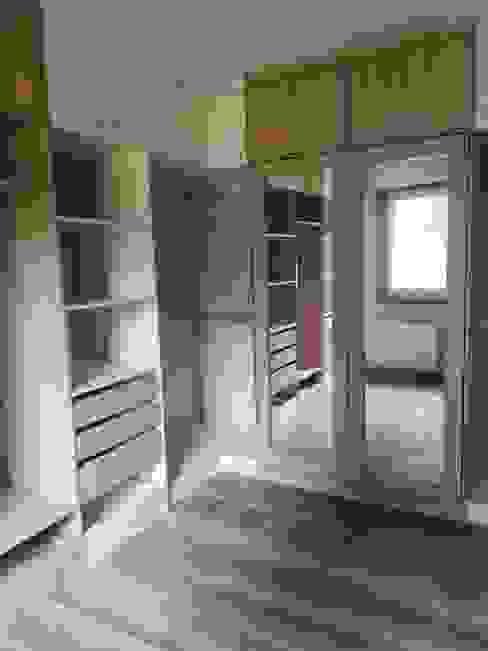 Modern dressing room by Quo Design - Diseño de muebles a medida - Puerto Montt Modern