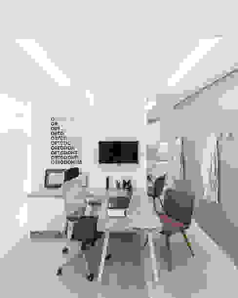 Okla Arquitetura Minimalistische Praxen Marmor Grün