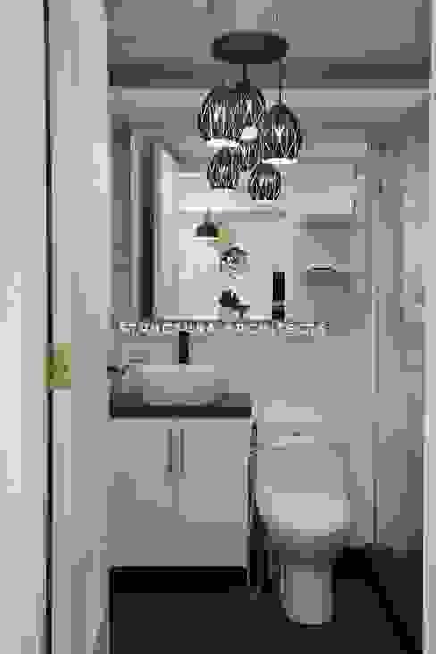Bathroom Structura Architects Modern bathroom