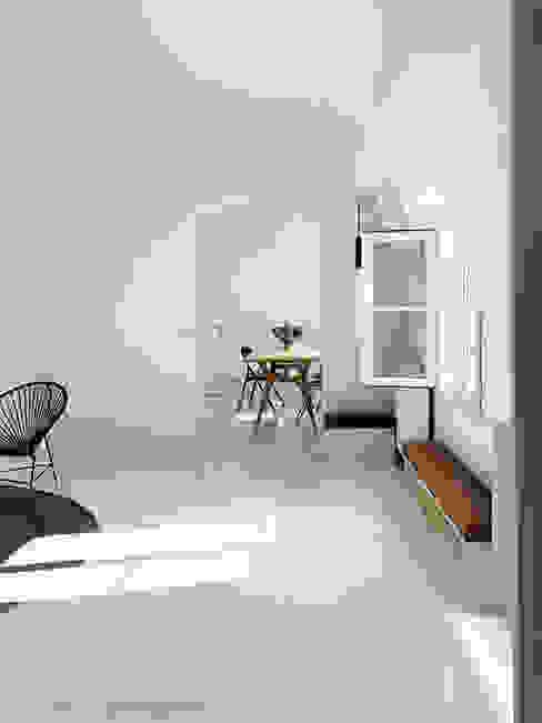 Atelier Juliette Mogenet Minimalist living room