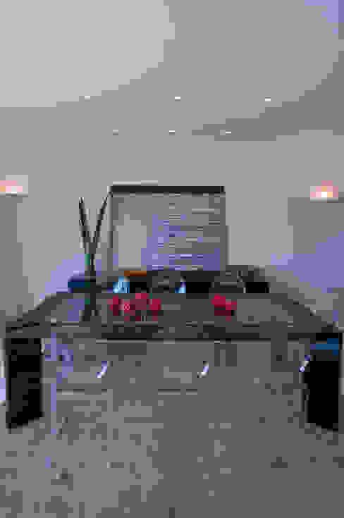 Casa LME Viviane Cunha Arquitetura Salas de jantar clássicas
