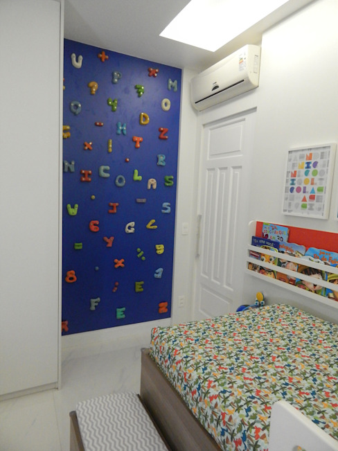 Izabella Biancardine Interiores Boys Bedroom