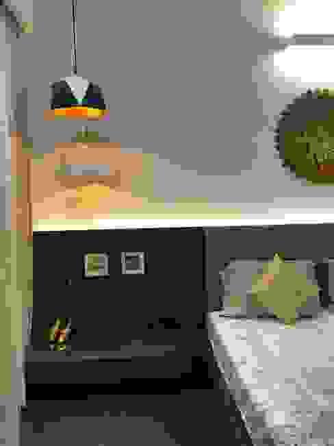 Bedroom Design Ideas:  Bedroom by Obaku Design,