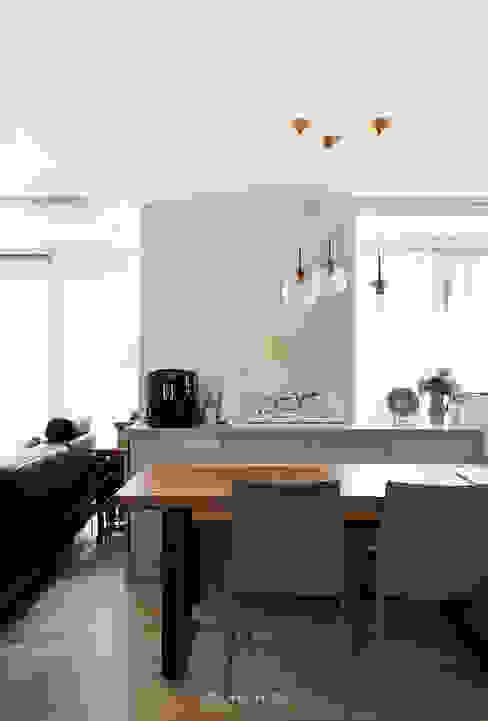 영훈디자인 Scandinavian style dining room