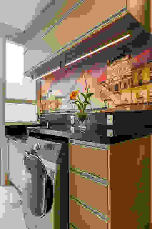 Casa Esplêndida Cozinhas modernas por Designer de Interiores e Paisagista Iara Kílaris Moderno