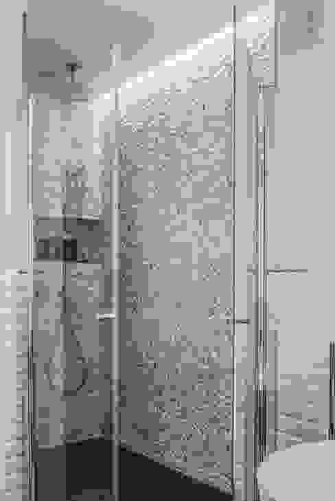 모던스타일 욕실 by Simetrika Rehabilitación Integral 모던