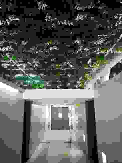 Corridor & hallway by Nosaltres Toquem Fusta S.L.