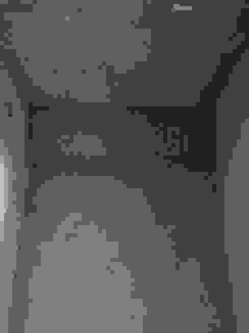廁所內牆打底: 亞洲  by 讚基營造有限公司, 日式風、東方風