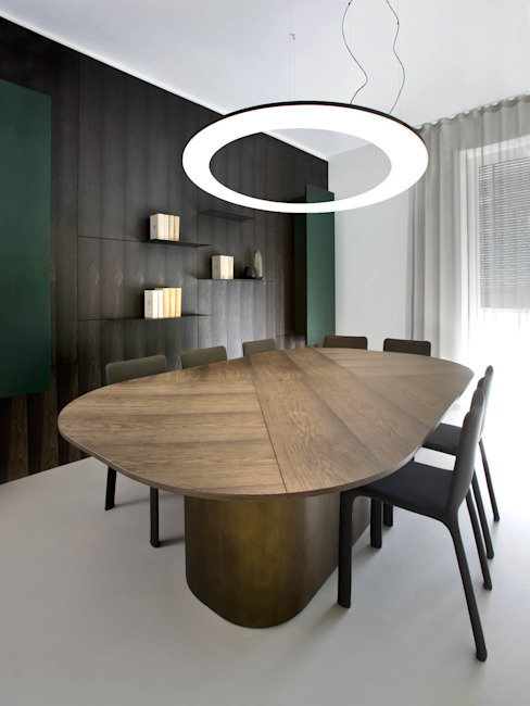 Il workplace firmato Bartoli Design BARTOLI DESIGN Studio moderno