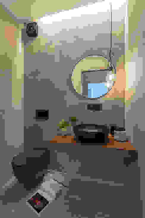 bagno per gli ospiti CÙ DESIGN Bagno moderno