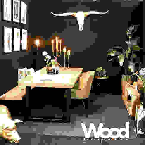 от Woodlovesyou&more Лофт Дерево Эффект древесины