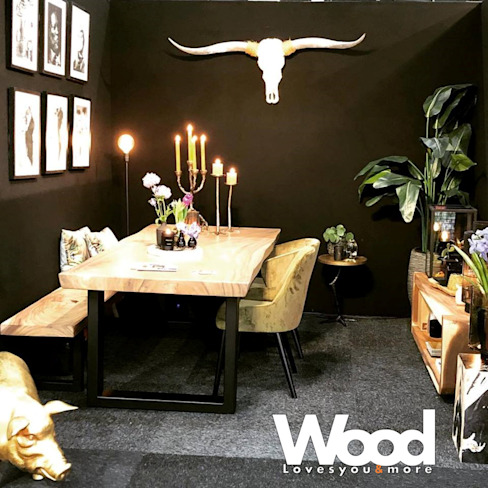 صناعي  تنفيذ Woodlovesyou&more, صناعي خشب Wood effect
