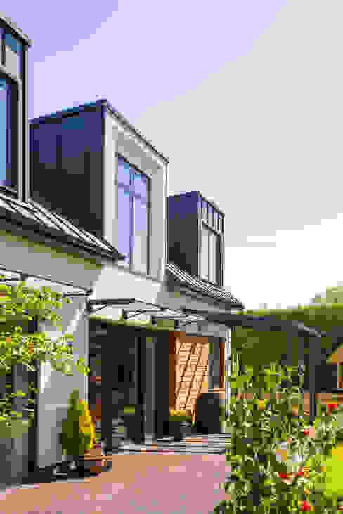 cedar cladding Townscape Architects Bungalows