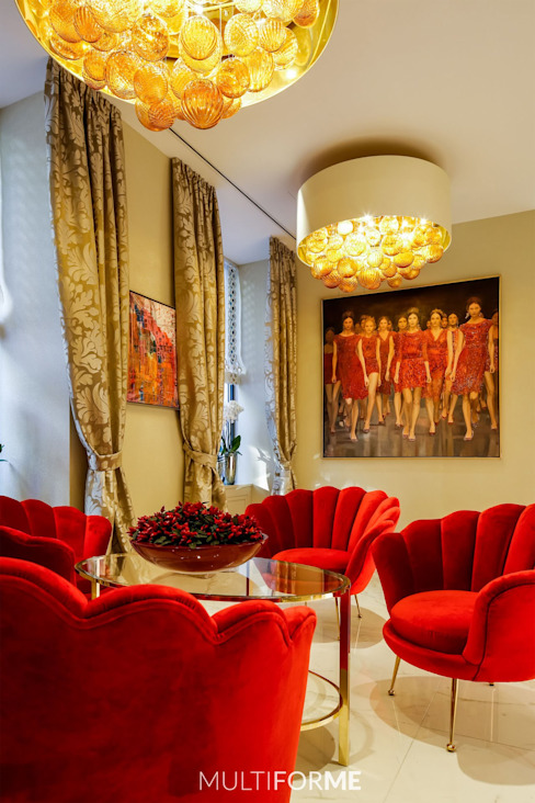 Hotel Das Tyrol Vienna with Absolute MULTIFORME® lighting Hotels
