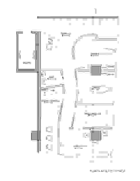 Spa de GRUPO WALL ARQUITECTURA Y DISEÑO SA DE CV Moderno