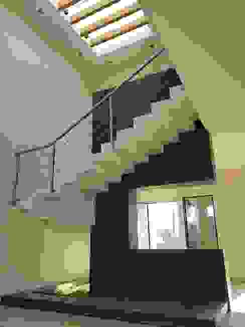Escalera Mikaela García Arquitectos Escaleras Concreto