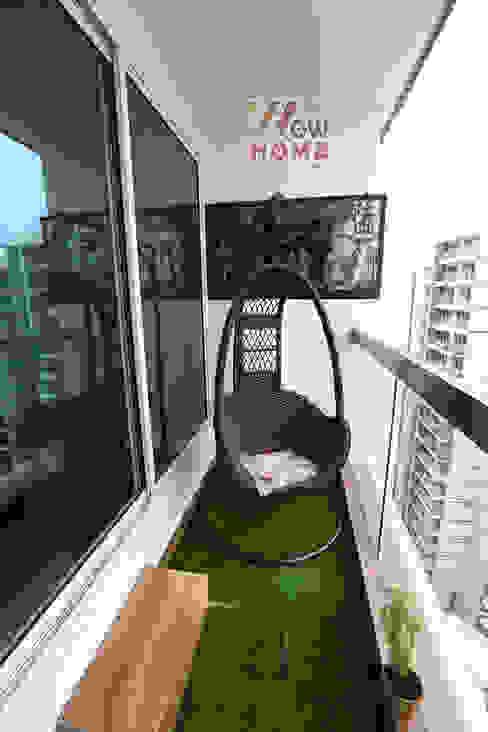 Balcony by Wow Homz Modern Metal