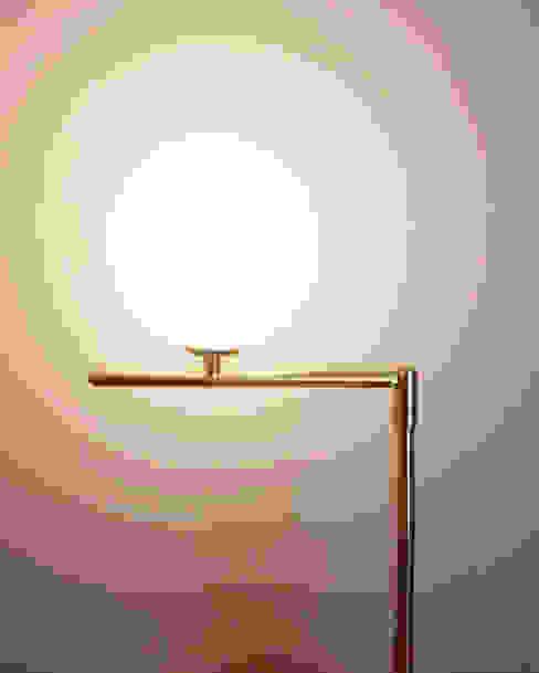 A importância da iluminação na decoração MIA arquitetos Quartos minimalistas