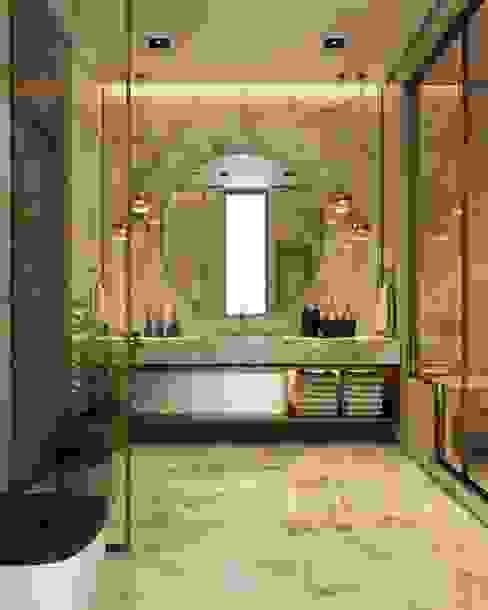 Bathroom من Whall Group كلاسيكي سيراميك