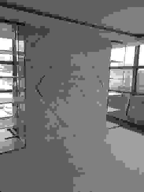 Mekgrup İç Mimari ve Dekorasyon – Özel ofis tasarım ve uygulaması:  tarz Çalışma Odası, Modern