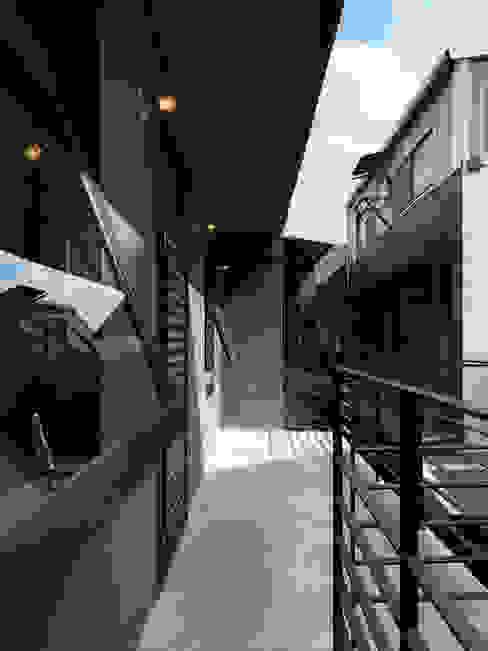 木耳生活藝術-建築作品/竹東・住宅 根據 木耳生活藝術 工業風