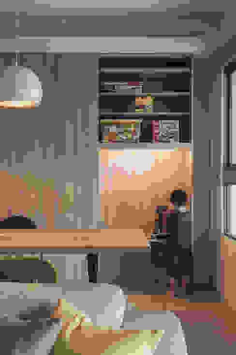 غرفة السفرة تنفيذ 詩賦室內設計, حداثي