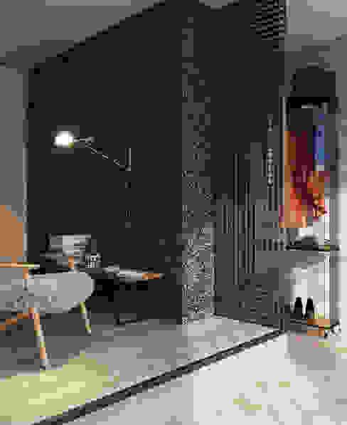 Многофункциональный интерьер Дома в стиле модерн от Go4cork Модерн Пробка