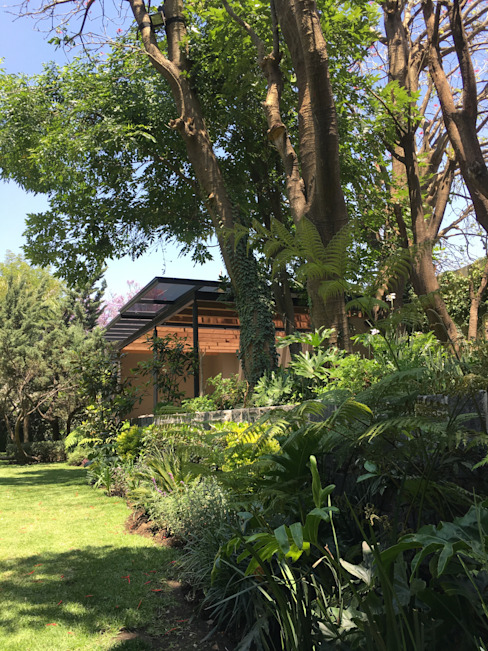 Jardín Creston Jardin Urbano Jardines modernos