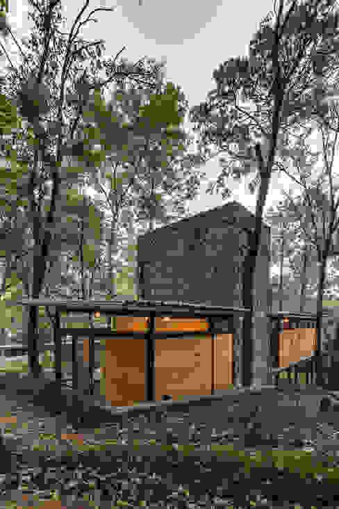 Casa Luzia Casas modernas de Saavedra Arquitectos Moderno