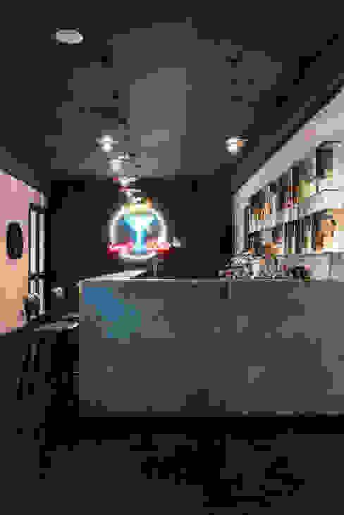 Comedores de estilo  por Grippo + Murzi Architetti,