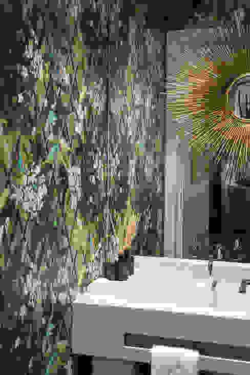 I.S Social Inêz Fino Interiors, LDA Casas de banho modernas