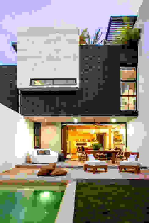 Loft 45 Balcones y terrazas modernos de GZ INTERIORISMO Moderno
