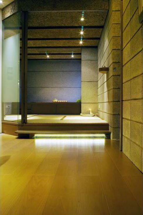 和室空間: 亞洲  by 鼎爵室內裝修設計工程有限公司, 日式風、東方風