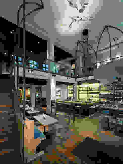 Bob & Mary - Restaurant Düsseldorf Ausgefallene Gastronomie von AW Architektur Ausgefallen