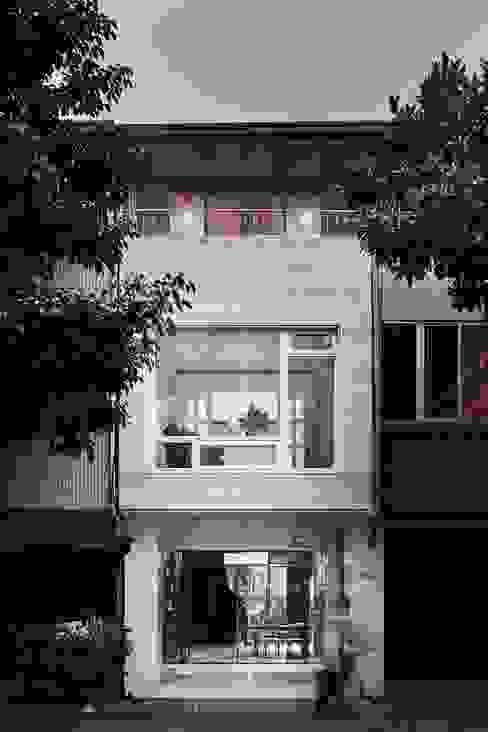 生生創研|XOR Creative Research 根據 理絲室內設計有限公司 Ris Interior Design Co., Ltd. 現代風 金屬