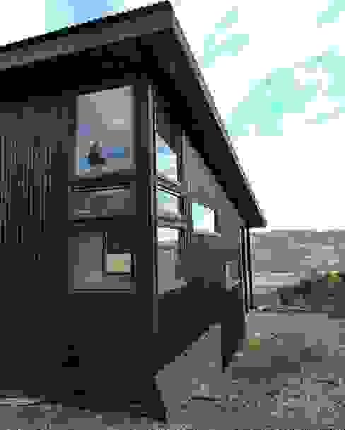 Casa Las Yuntas de Buchupureo de MS Arquitectos Moderno Aluminio/Cinc