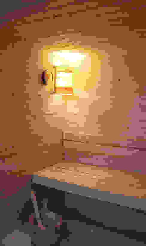 Sauna di viemme61 Minimalista