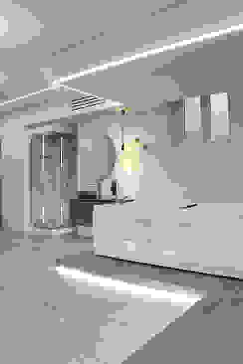 Vasca idromassaggio e cabina doccia cromoterapia di viemme61 Minimalista