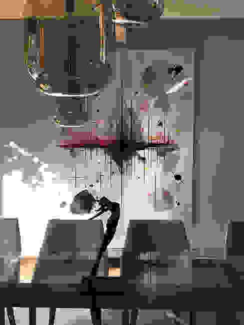 Decoración y arte de Otto Medem Arquitecto vanguardista en Madrid Moderno