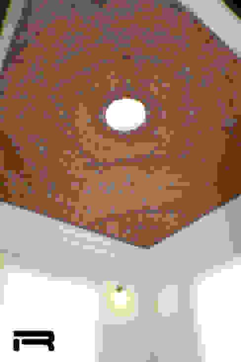 Bóveda de cuña Estudios y despachos eclécticos de Rabell Arquitectos Ecléctico