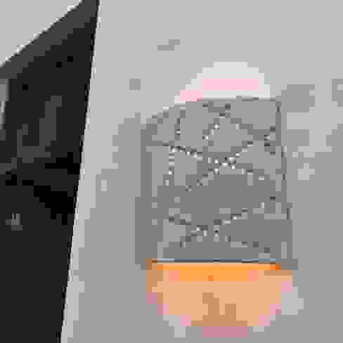 Takto Design Corridor, hallway & stairsLighting Pottery White