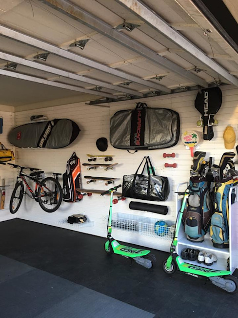 Fitted Garage Storage Solutions MyGarage Double Garage