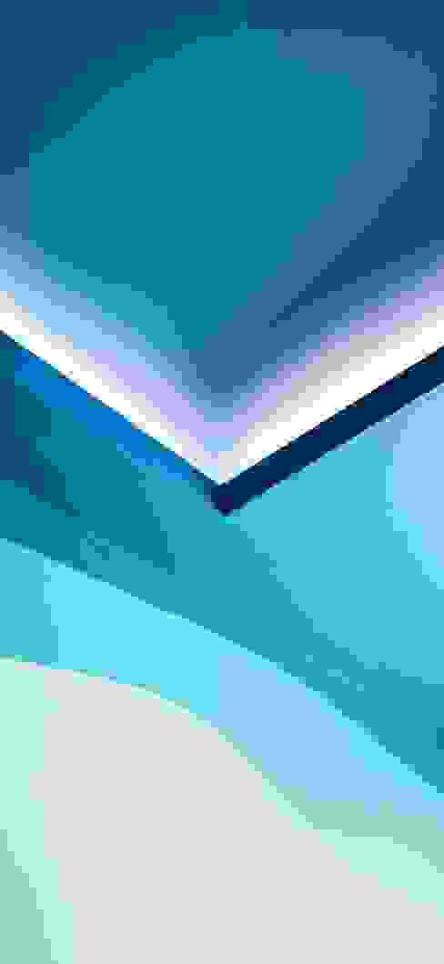 Proyecto OC Urbyarch Arquitectura / Diseño Techos Azul