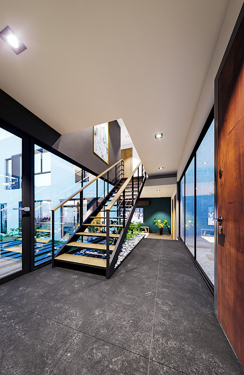 Urbyarch Arquitectura / Diseño Stairs