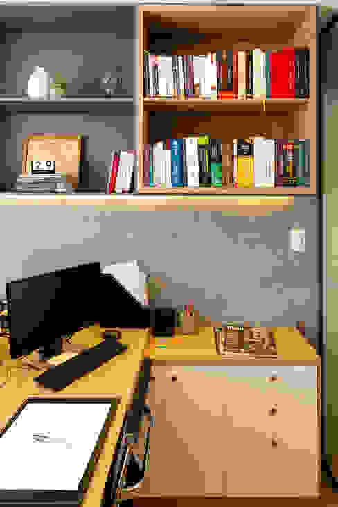 Veiga e Lousada Advogados Associados: Lojas e imóveis comerciais  por RITM.O Arquitetura + Design,Industrial