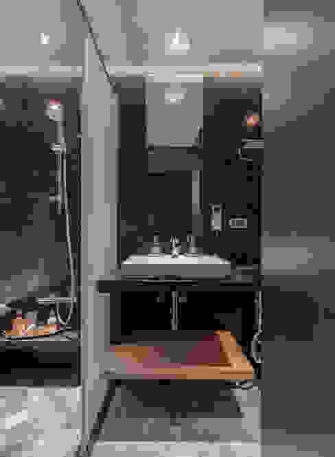 Bathroom 湜湜空間設計 Modern Bathroom