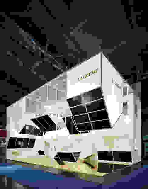 Kopfüber. Solarenergie für die Wende im Kopf von AMUNT Architekten in Stuttgart und Aachen Ausgefallen Glas